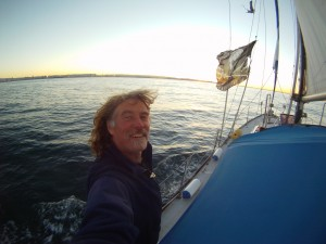 First Day Sailing the winds of change in Migaloo 2
