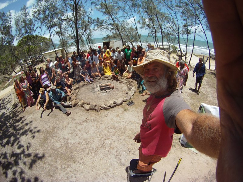 Eclipse Elders Gathering at Yarrabar
