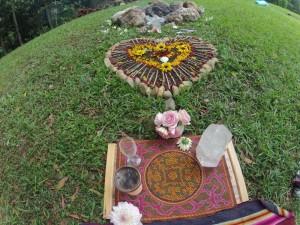 solstice love mandala