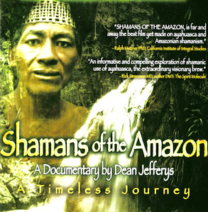 Shamans of the Amazon DVD cover